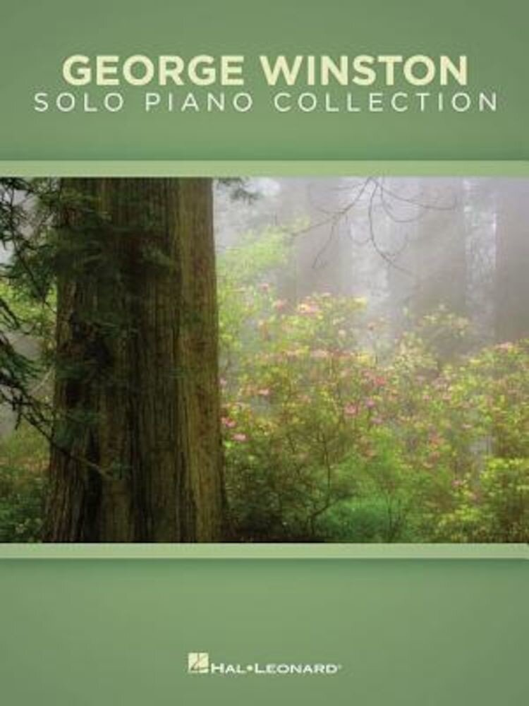 George Winston Solo Piano Collection, Paperback