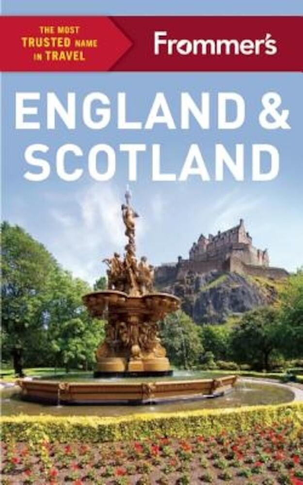 Frommer's England and Scotland, Paperback