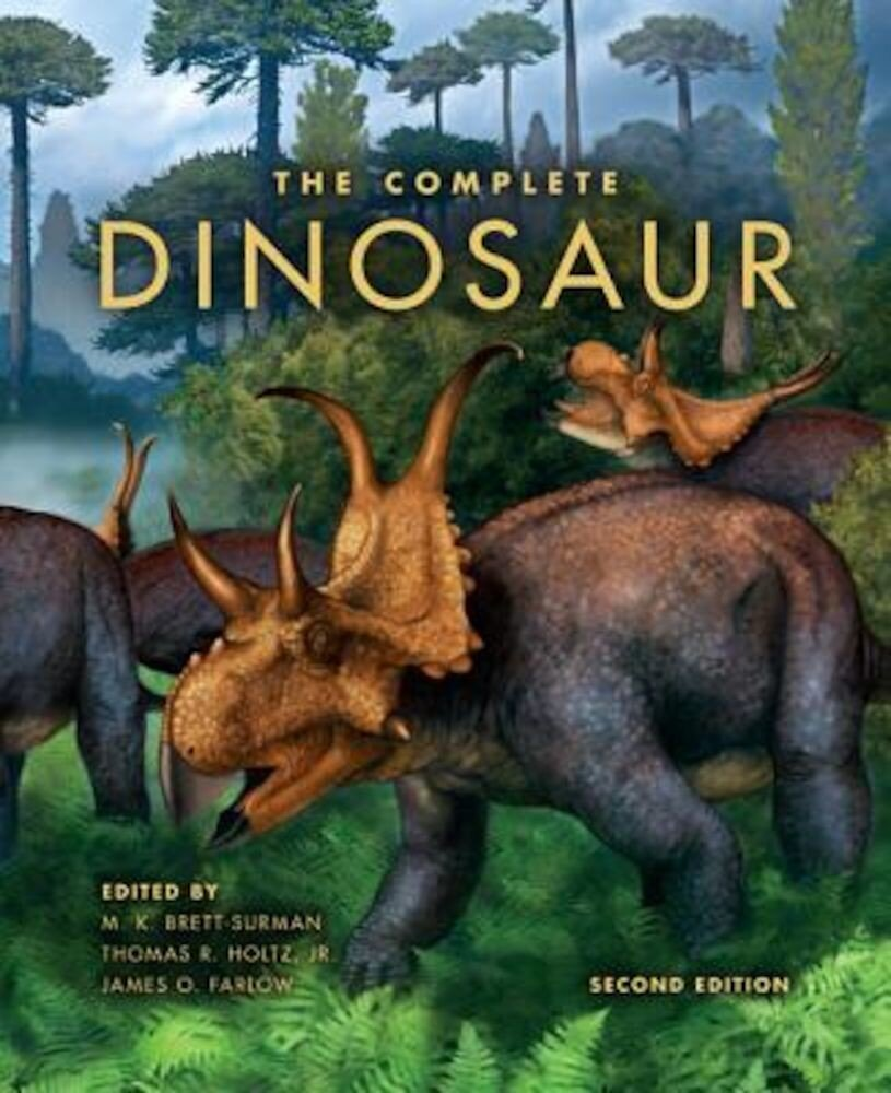 The Complete Dinosaur, Hardcover