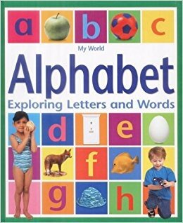 My World Alphabet: Exploring Letters and Words