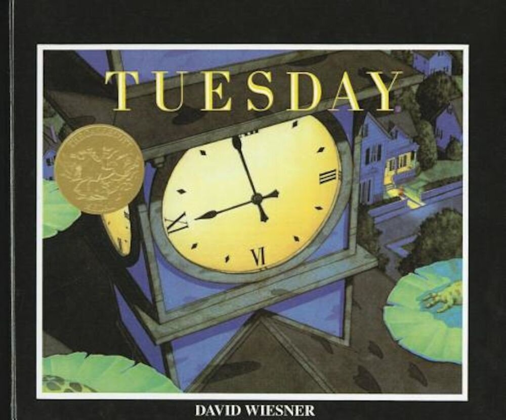 Tuesday, Hardcover