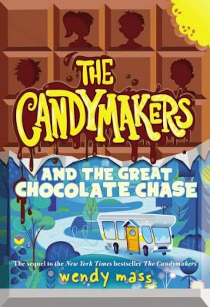 The Candymakers and the Great Chocolate Chase, Hardcover