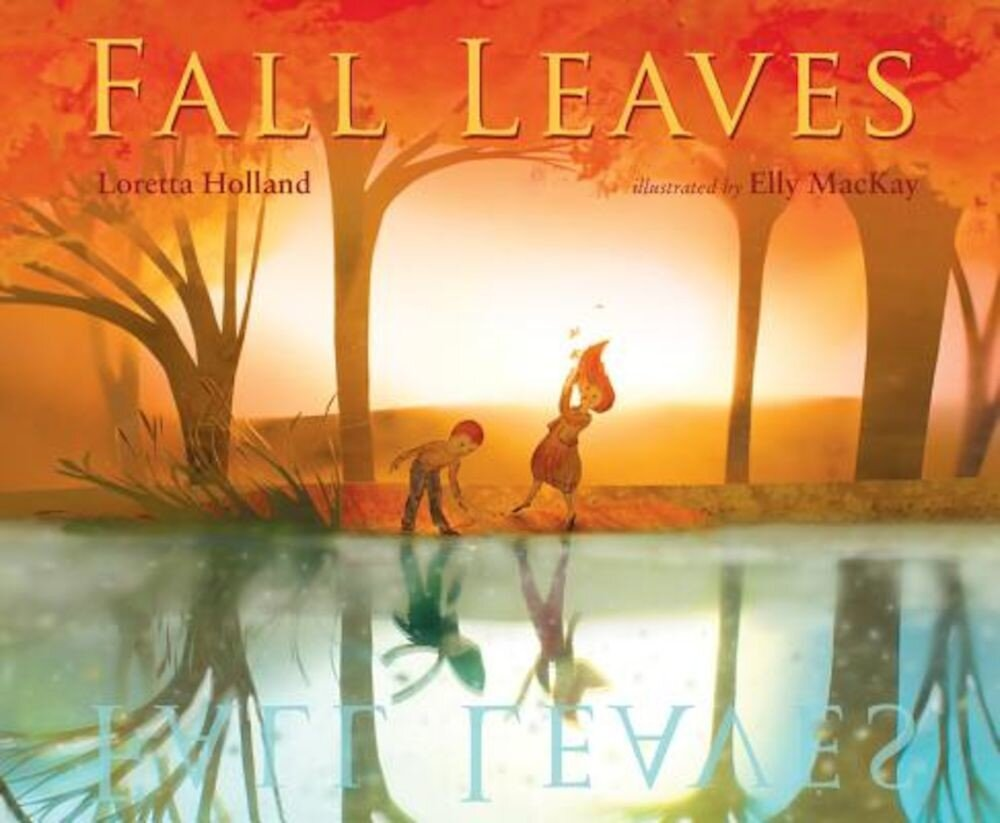 Fall Leaves, Hardcover