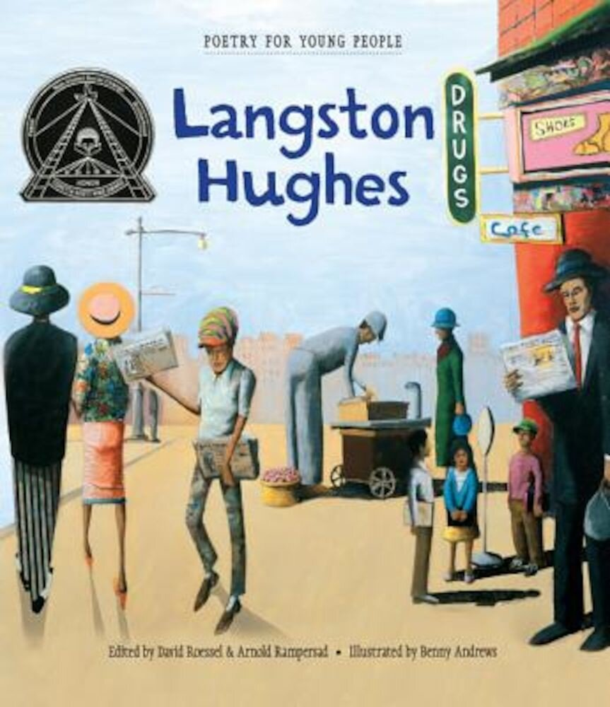 Poetry for Young People: Langston Hughes, Hardcover