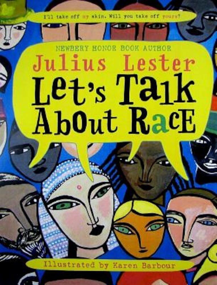 Let's Talk about Race, Paperback