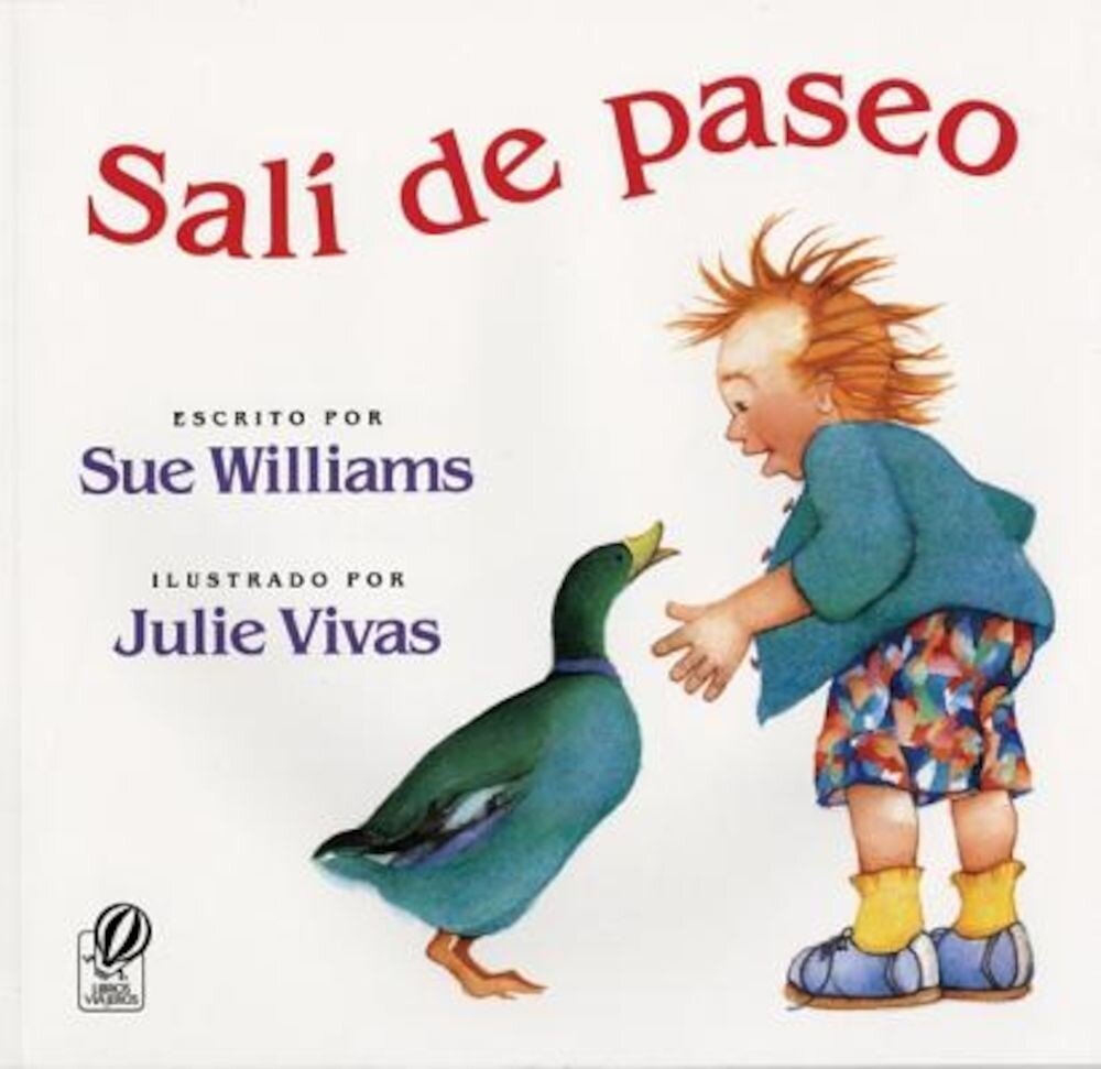 Sali de Paseo = I Went Walking, Paperback