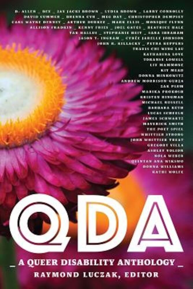 Qda: A Queer Disability Anthology, Paperback