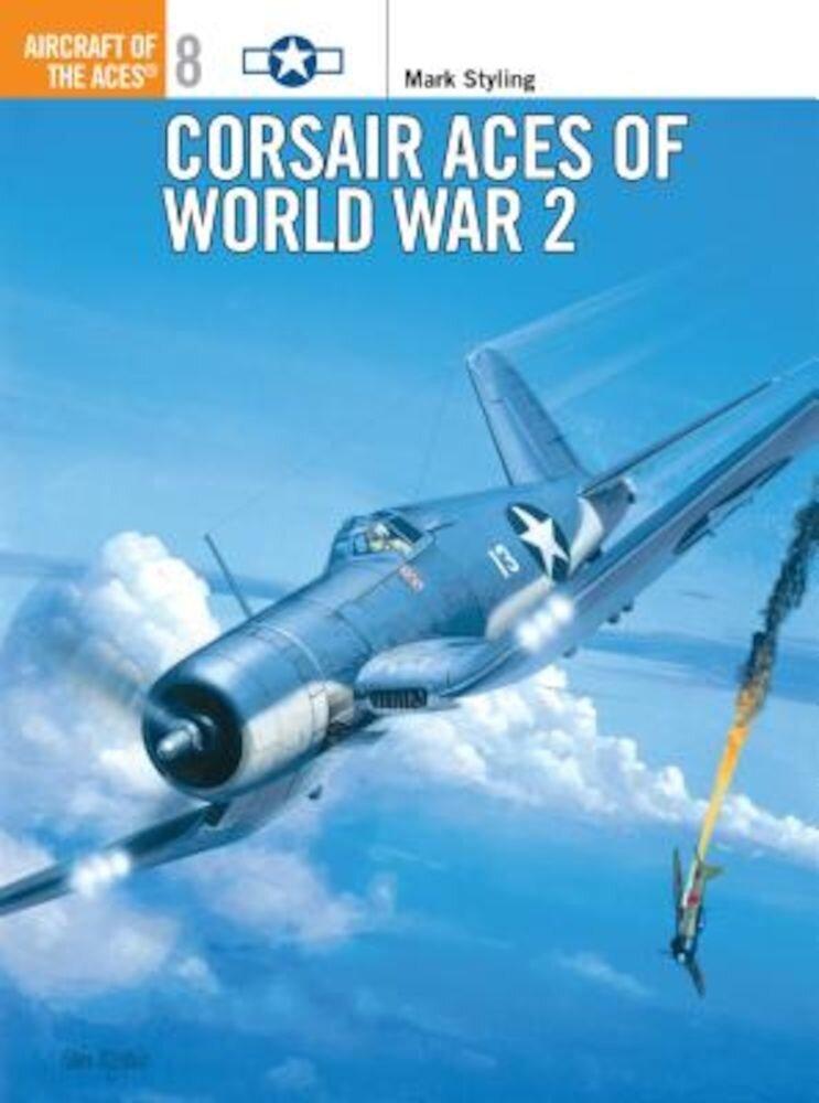 Corsair Aces of World War 2, Paperback