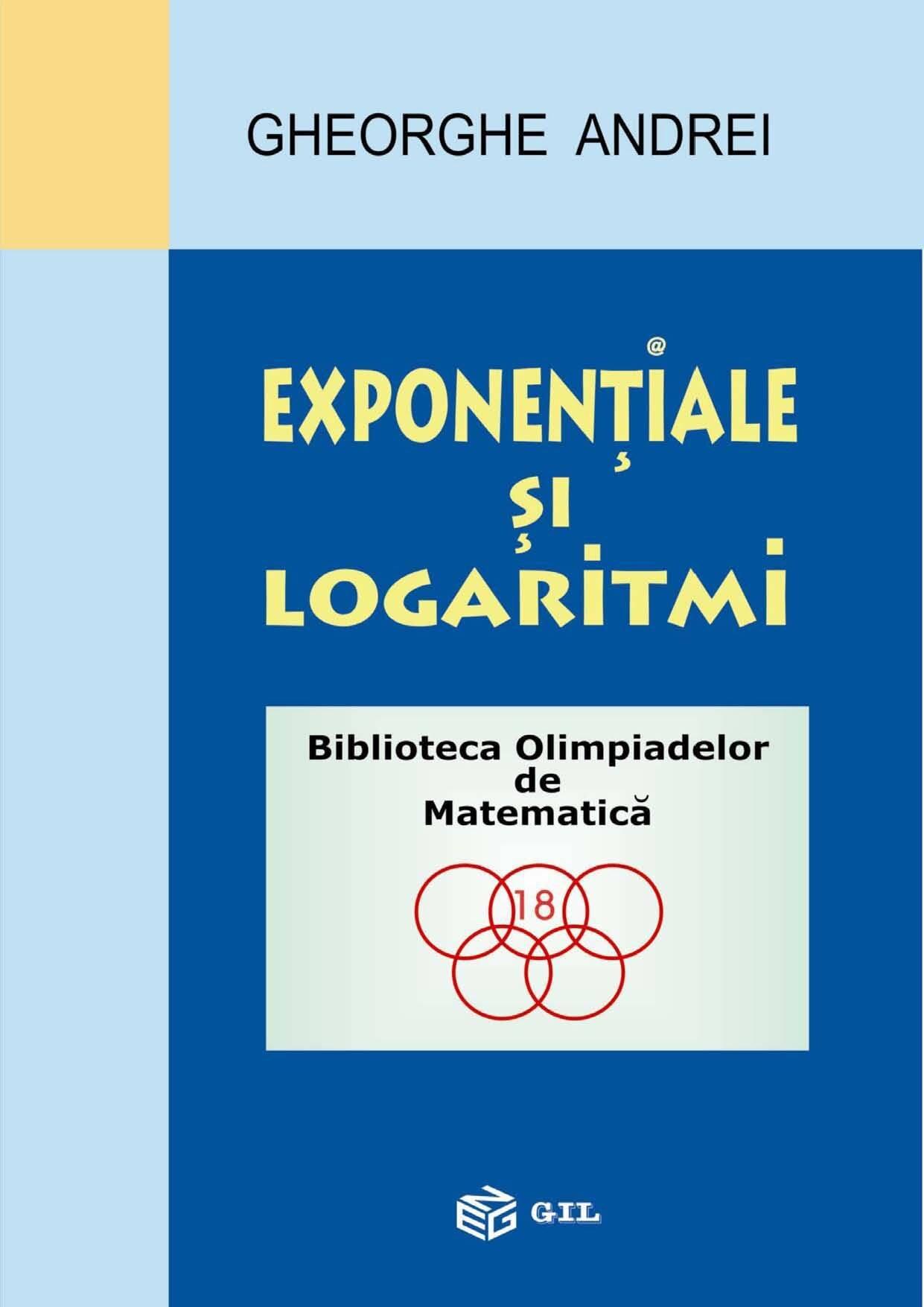 Exponentiale si logaritmi (eBook)