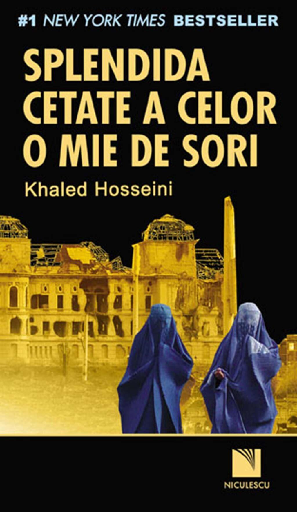 Splendida cetate a celor o mie de sori (eBook)