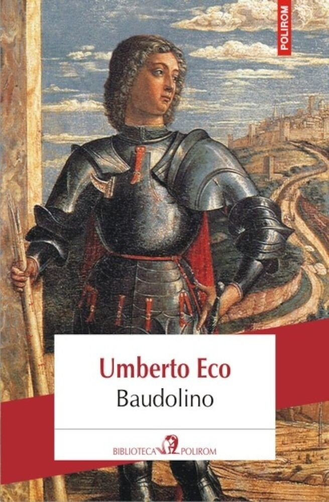 Coperta Carte Baudolino