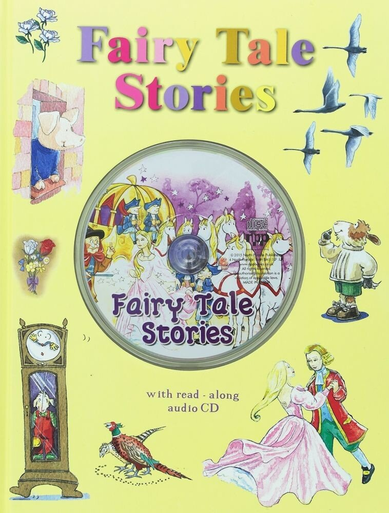 Fairy Tale Book: Volume 2