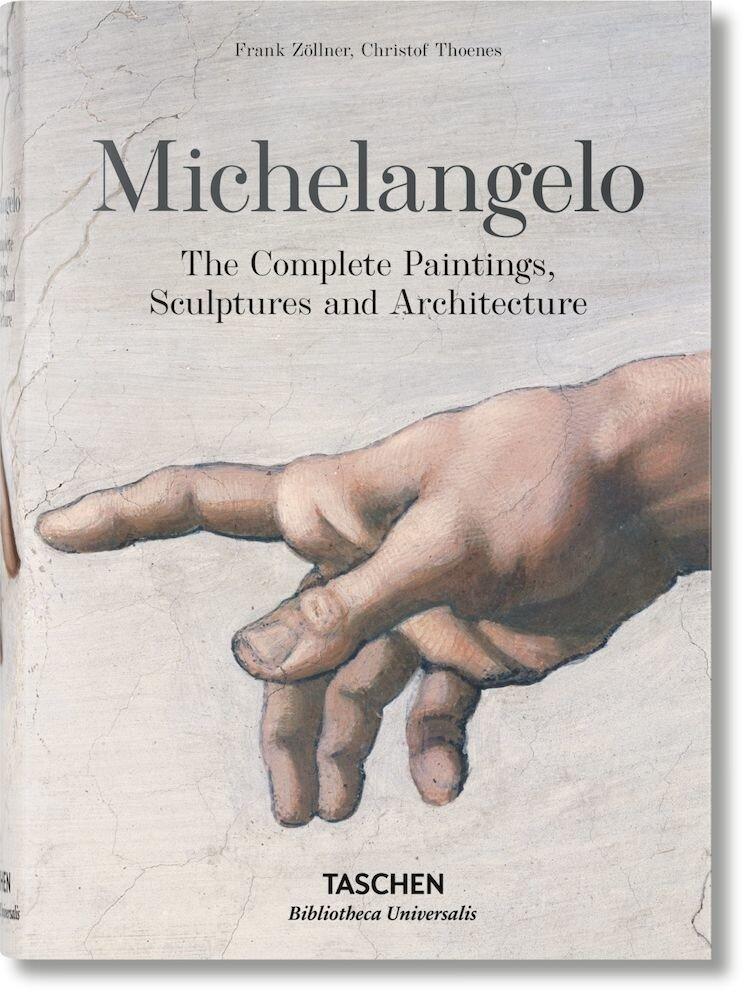 Coperta Carte Michelangelo Life and Work