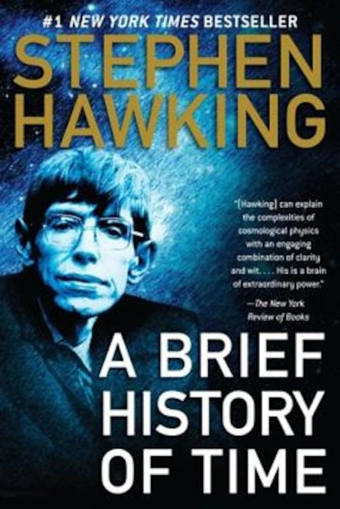 A Brief History of Time, Hardcover