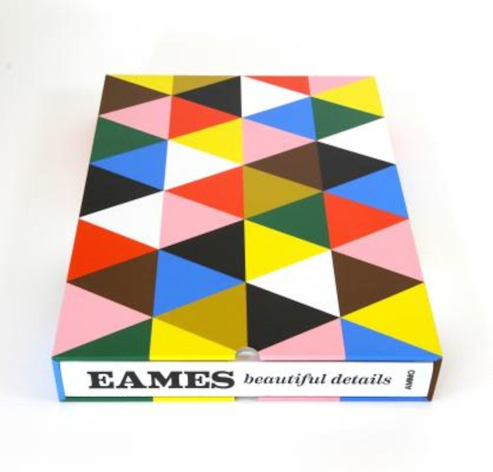 Eames: Beautiful Details, Hardcover