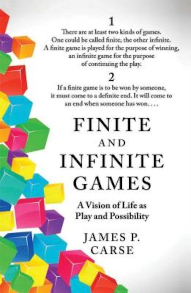 Finite and Infinite Games, Paperback
