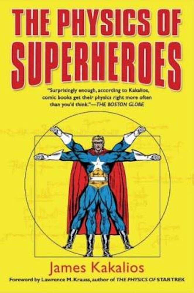 The Physics of Superheroes, Paperback