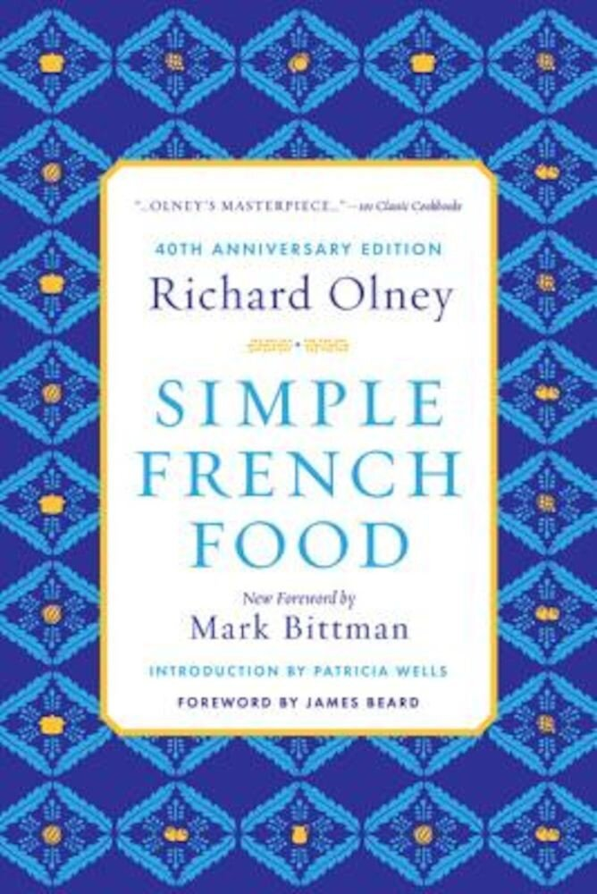 Simple French Food, Hardcover