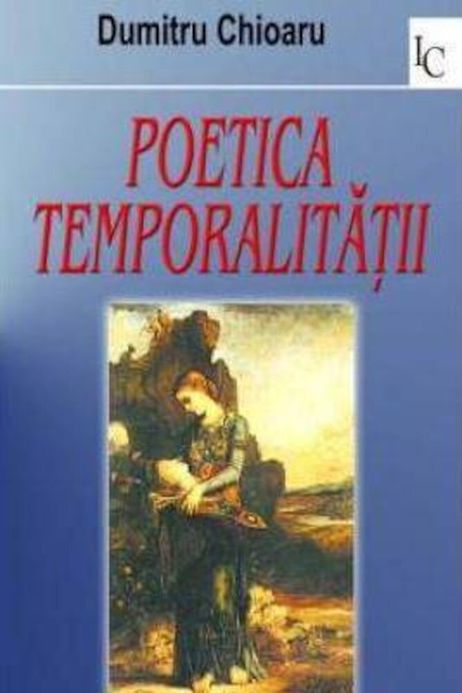Coperta Carte Poetica temporalitatii