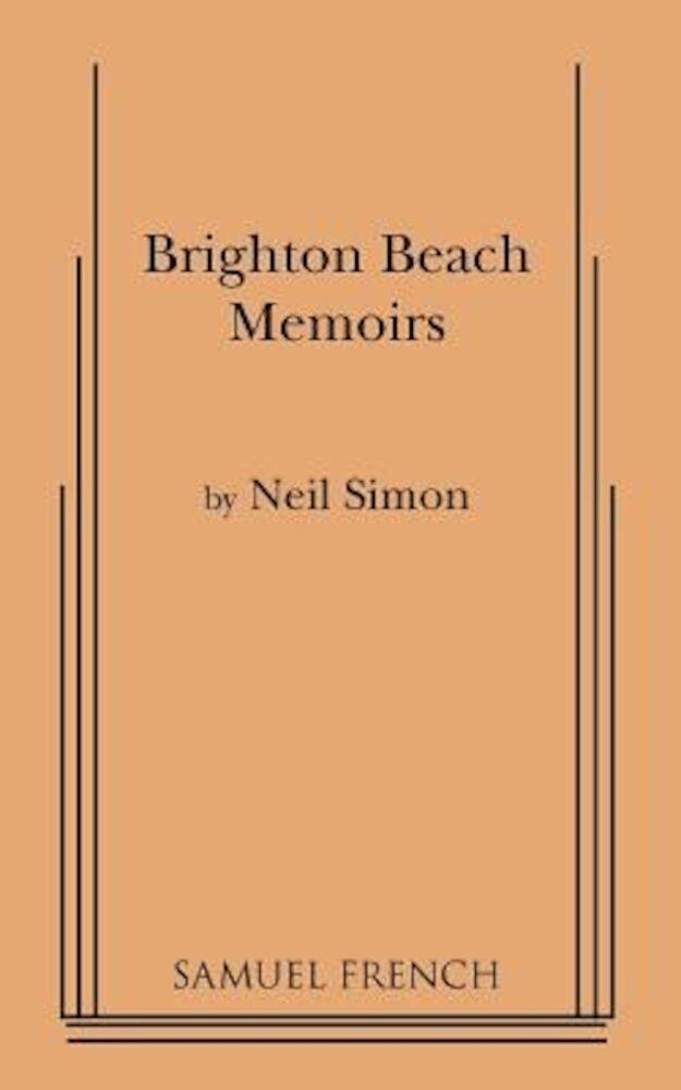 Brighton Beach Memoirs, Paperback