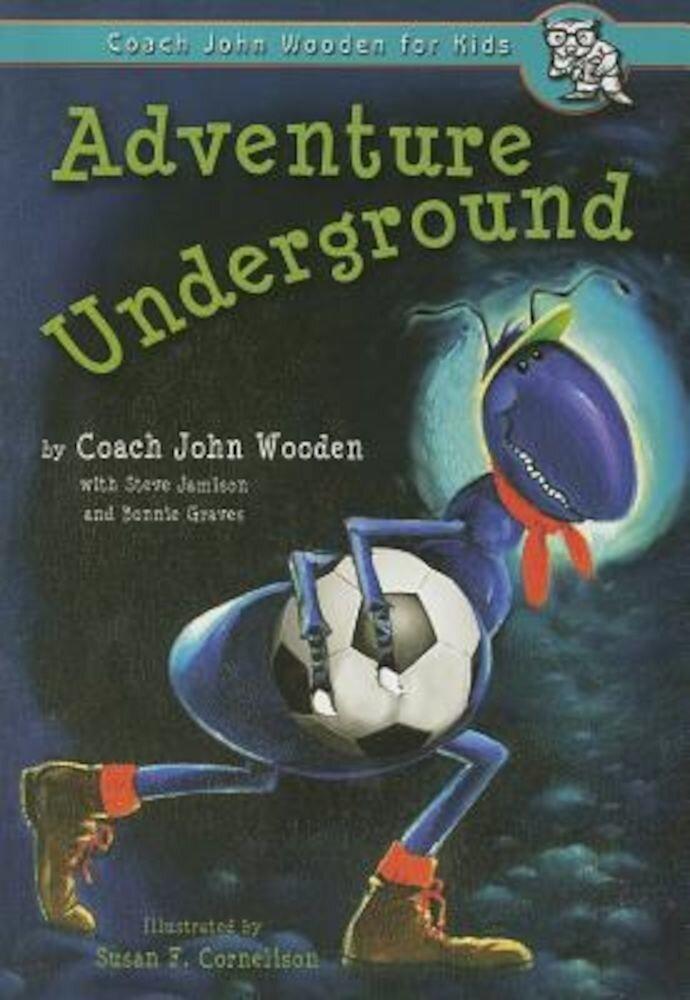 Adventure Underground, Paperback