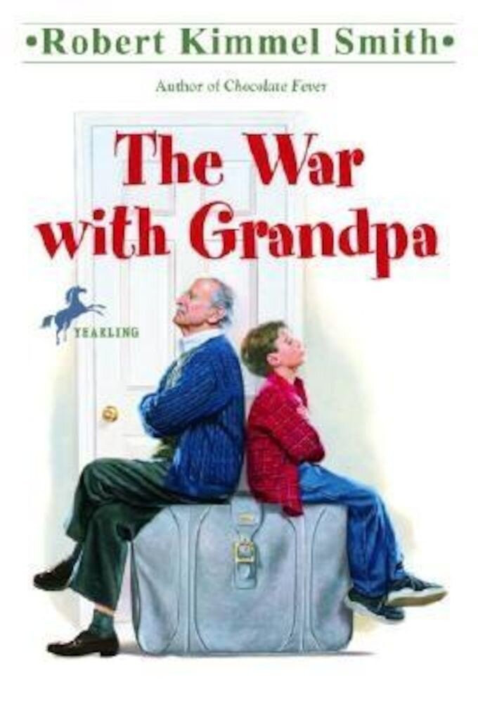 The War with Grandpa, Paperback