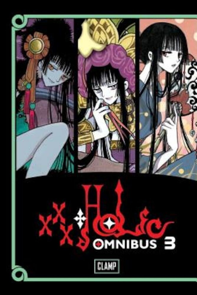 Xxxholic Omnibus 3, Paperback