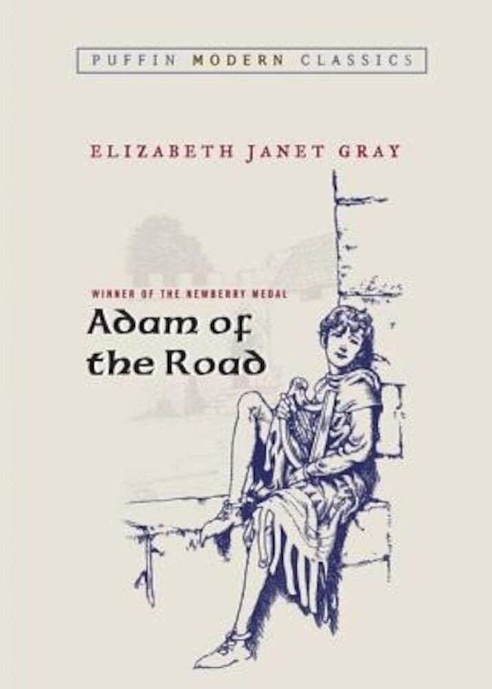 Adam of the Road, Paperback