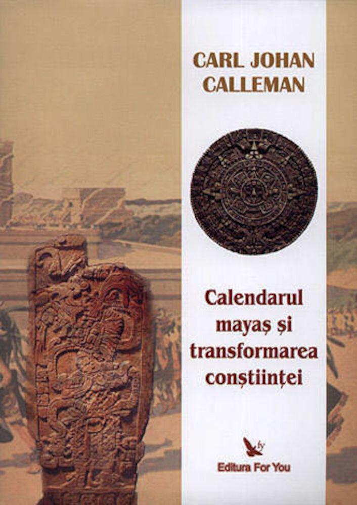 Coperta Carte Calendarul mayas si transformarea constiintei