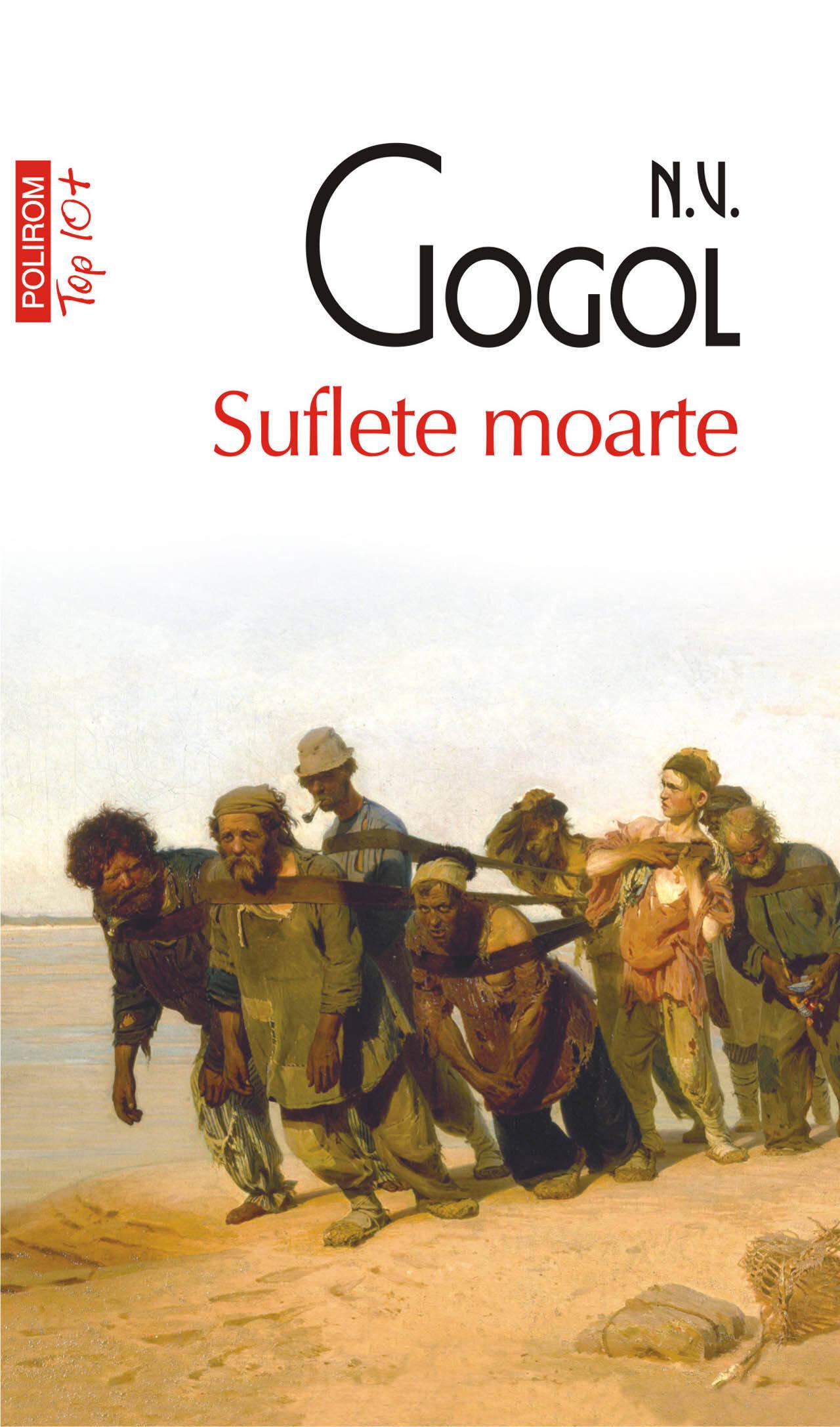 Suflete moarte (eBook)