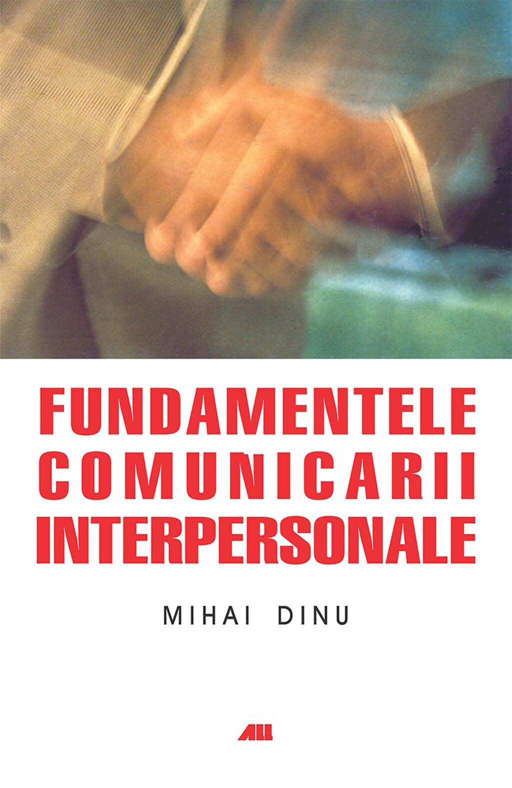 Fundamentele comunicarii interpersonale (eBook)