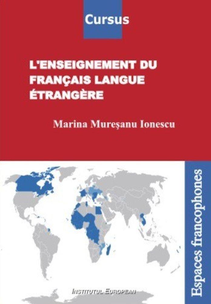 L'enseignement du francais langue etrangere