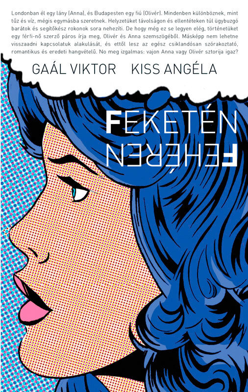 Feketen feheren (eBook)