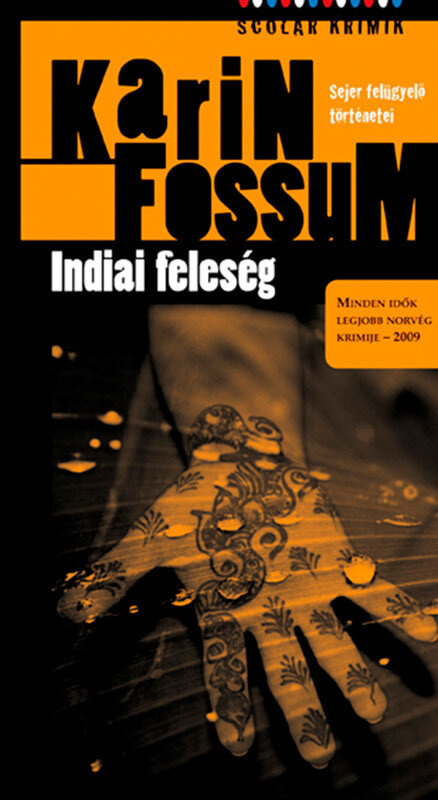 Indiai feleseg (eBook)