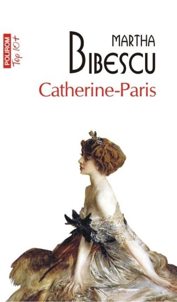 Coperta Carte Catherine-Paris (editie de buzunar)