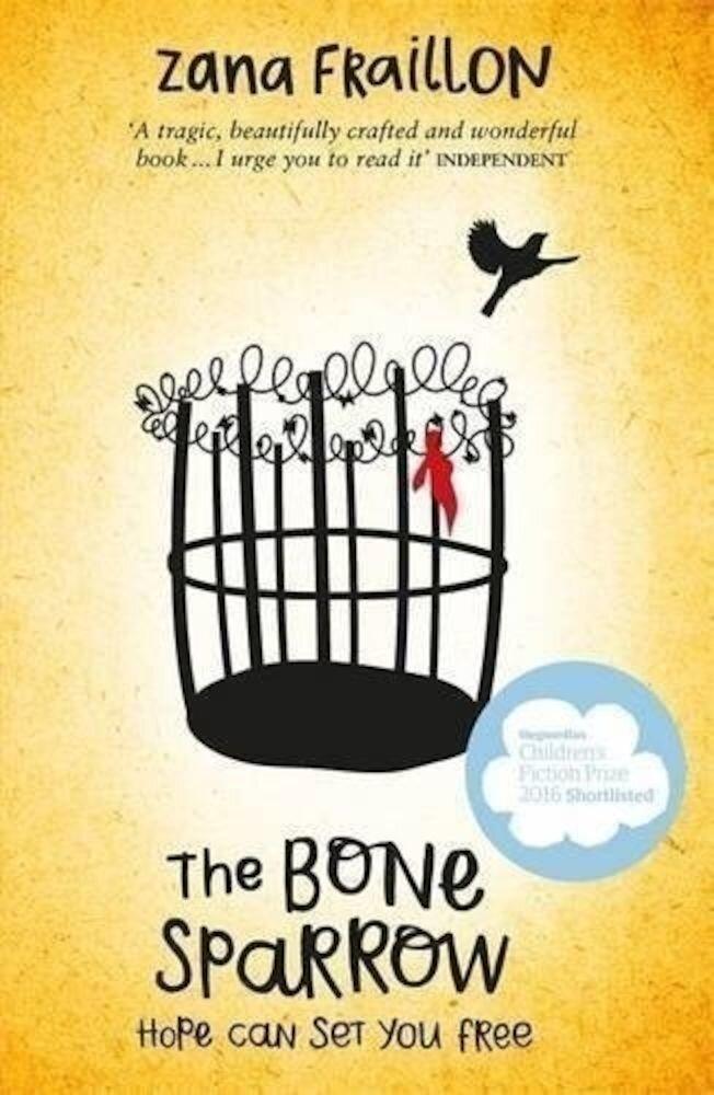 Coperta Carte The Bone Sparrow