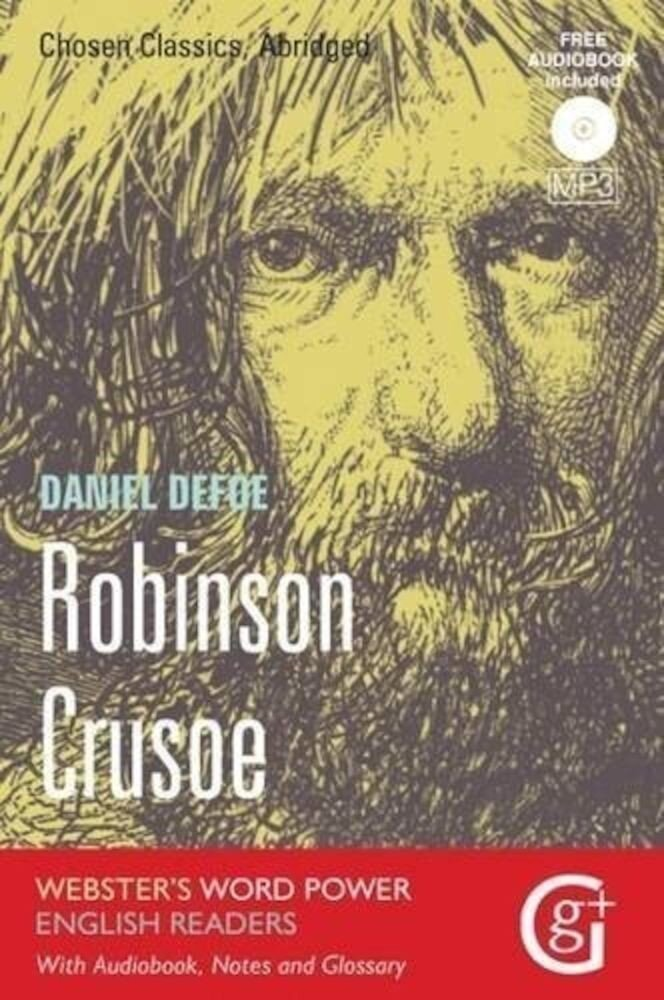 Coperta Carte Robinson Crusoe : Abridged and Retold with Notes and Free Audiobook