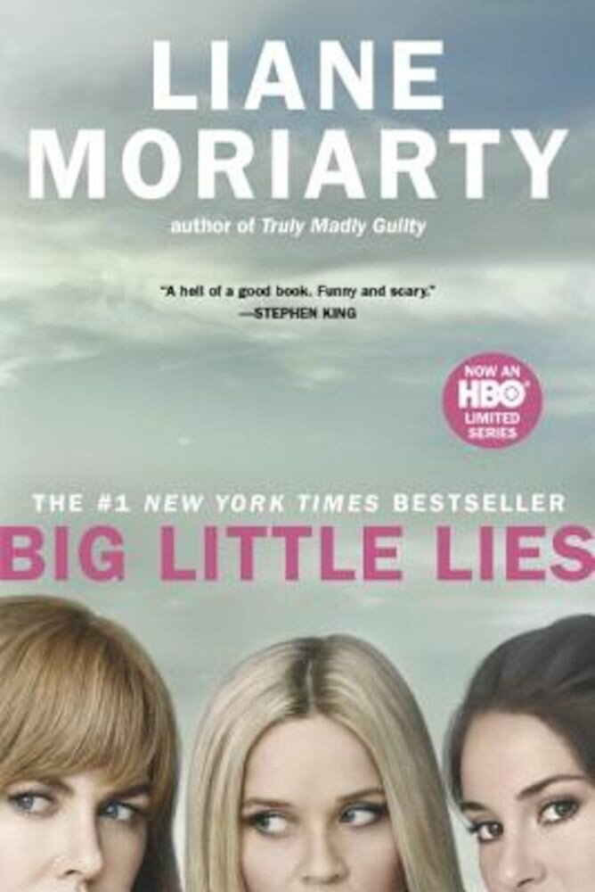 Big Little Lies (Movie Tie-In), Paperback