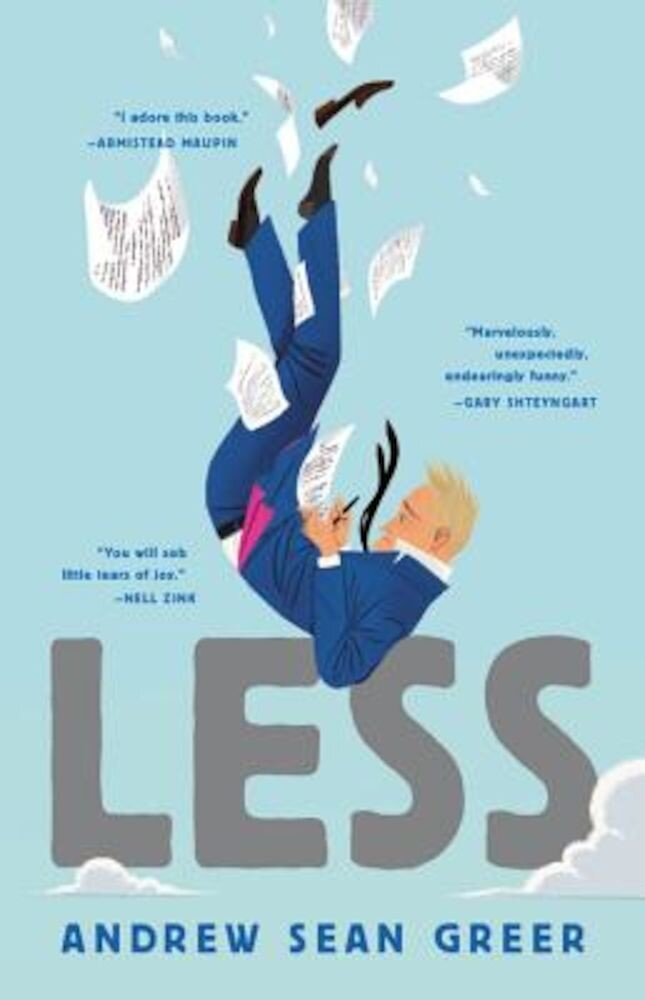 Less, Hardcover
