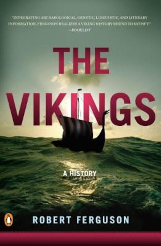 The Vikings: A History, Paperback
