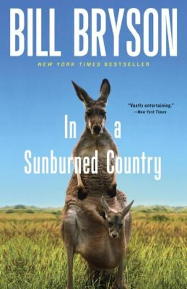 In a Sunburned Country, Paperback