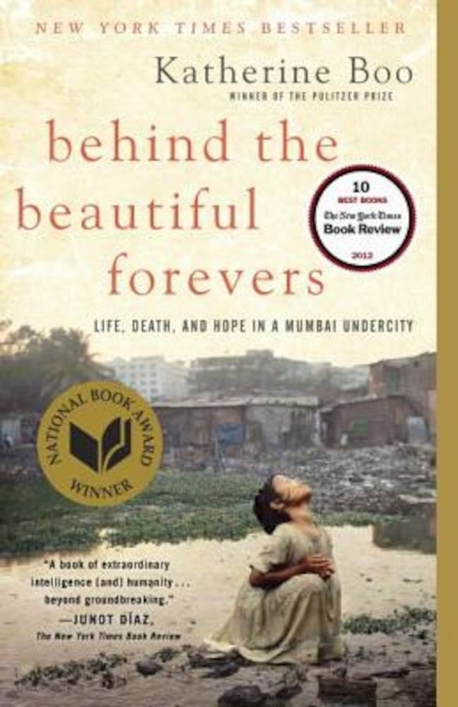 Behind the Beautiful Forevers, Paperback