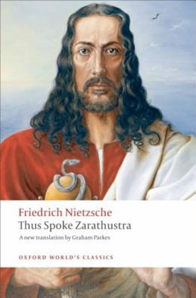 Thus Spoke Zarathustra: A Book for Everyone and Nobody, Paperback