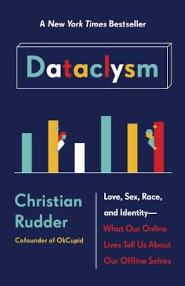 Dataclysm: Love, Sex, Race, and Identity--What Our Online Lives Tell Us about Our Offline Selves, Paperback