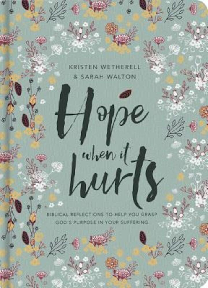 Hope When It Hurts: Biblical Reflections to Help You Grasp God's Purpose in Your Suffering, Hardcover