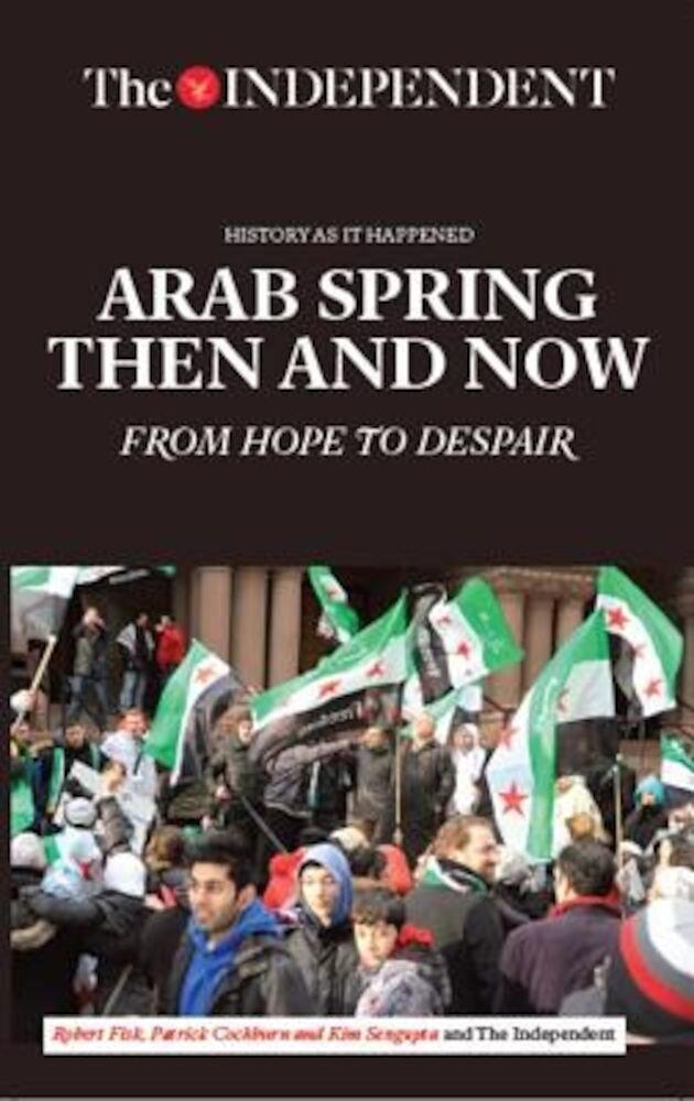 Arab Spring Then and Now: From Hope to Despair, Paperback