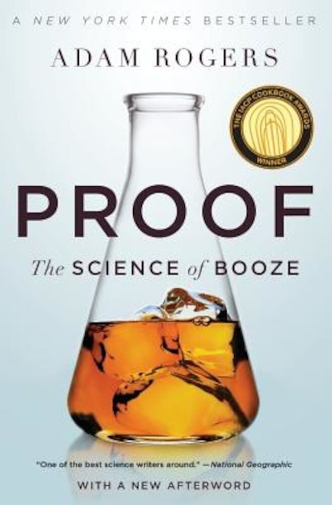 Proof: The Science of Booze, Paperback