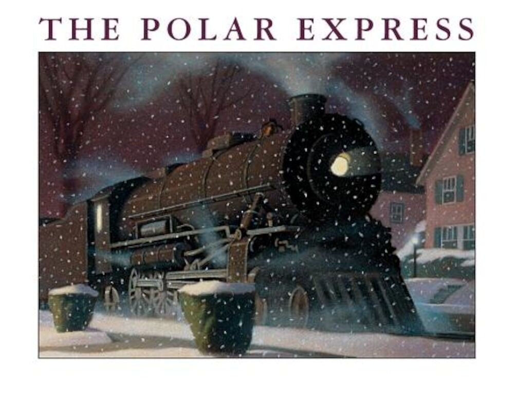 The Polar Express Big Book, Hardcover