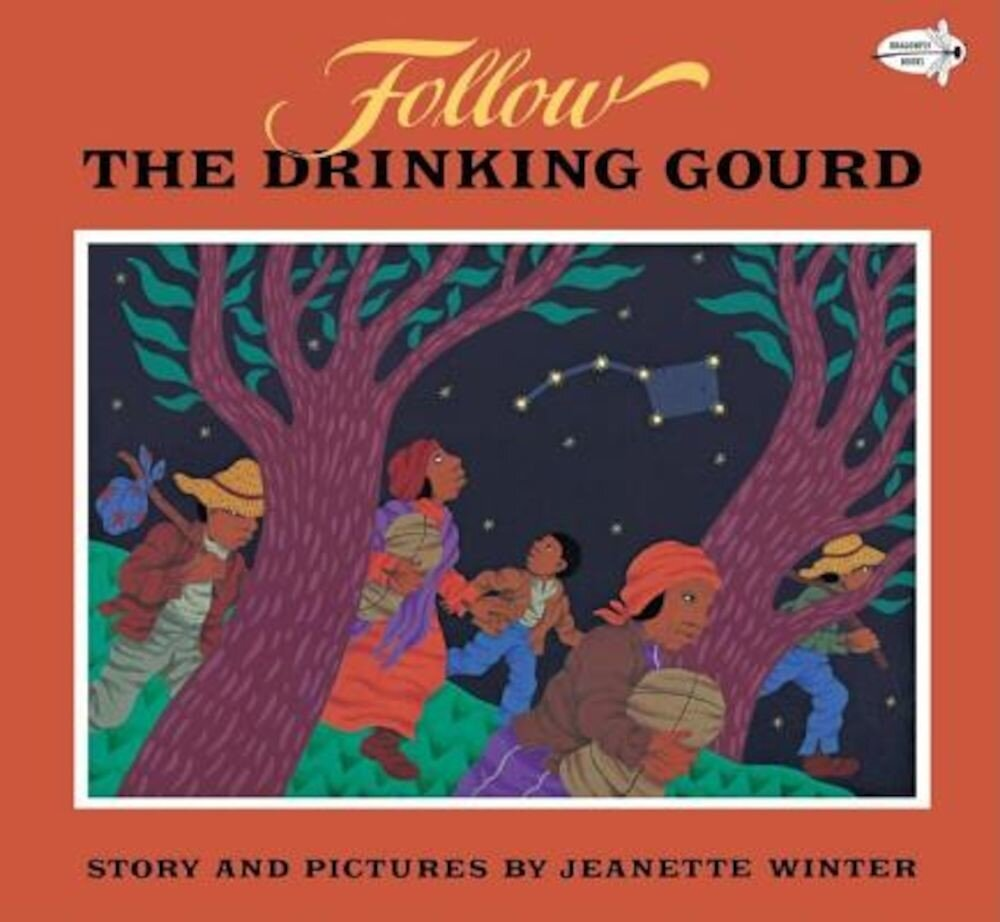 Follow the Drinking Gourd, Paperback