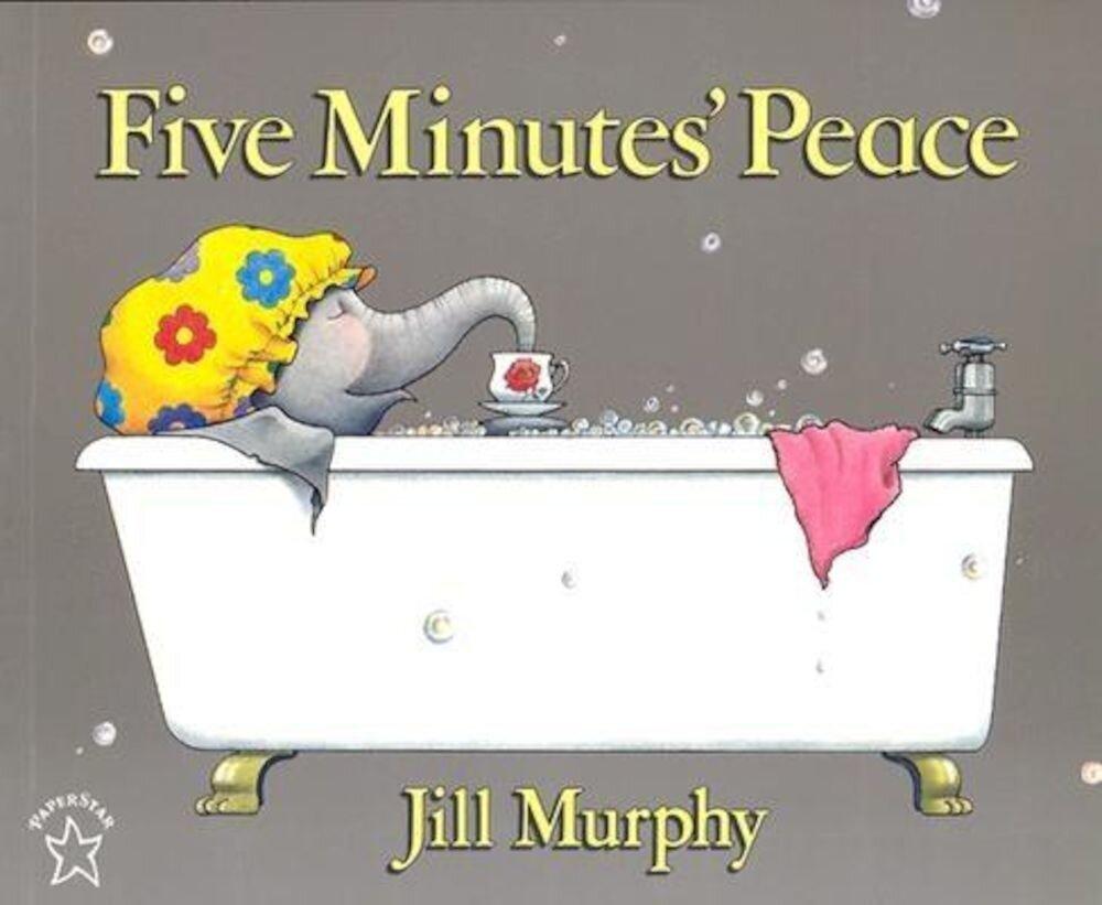 Five Minutes' Peace, Paperback
